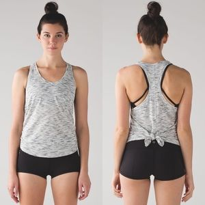 Lululemon | Tie It Up Singlet